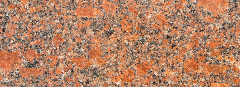 Granit Santiago Red, czerwony