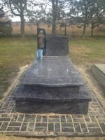 Zdjęcie grobowca w Krakowie
