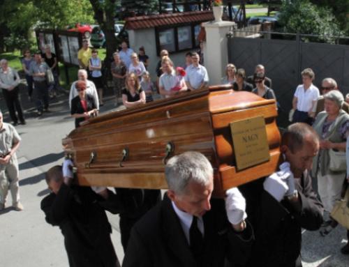 Zakład pogrzebowy Vładex miał zaszczyt organizacji pochówku śp. kardynała Stanisława Nagyego
