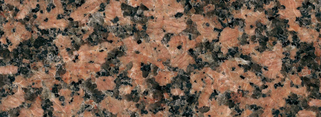 Granit Balmoral, zdjęcie struktury